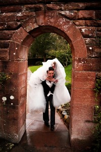 Castle weddings lakedistrict Dalston Hall - image by Derwent Photography